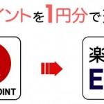 楽天ポイントを楽天Edyにファミポート(Famiポート)で交換してみた!やり方・交換手順、有効期限、期間限定ポイント、注意点を徹底解説