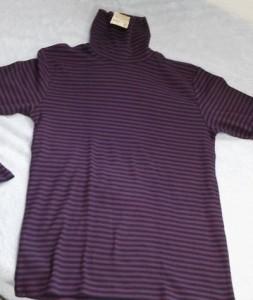 無印良品コットンシャツ全体