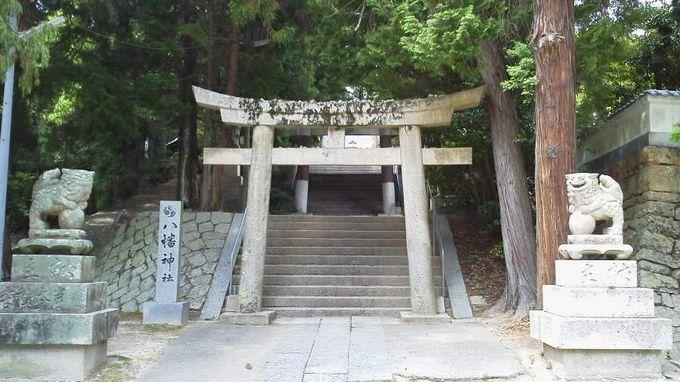 八幡神社2-大崎上島