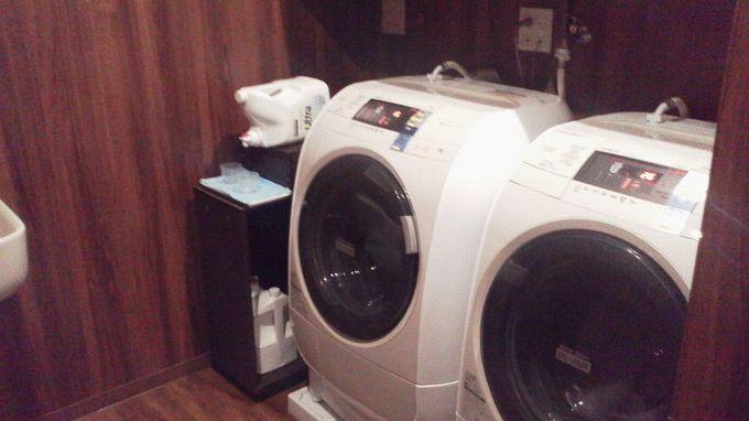 洗濯機-ドーミーイン広島