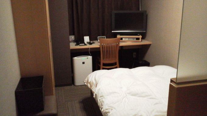部屋-ドーミーイン広島