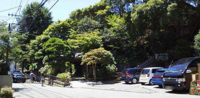 報国寺-入口