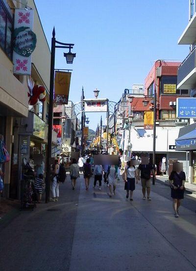 小町通り-鎌倉