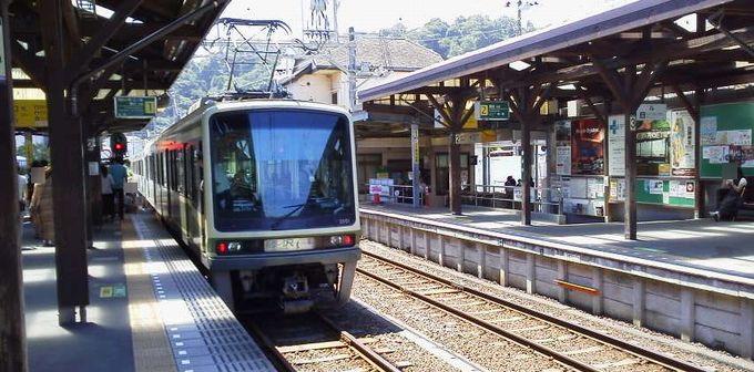 江ノ電-鎌倉