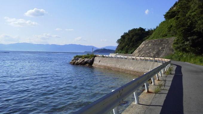 サイクリング-江田島