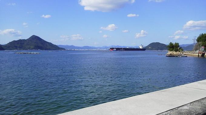 タンカー-江田島