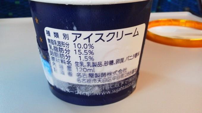 商品説明-新幹線アイスクリーム