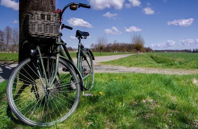 自転車チェーンの直し方