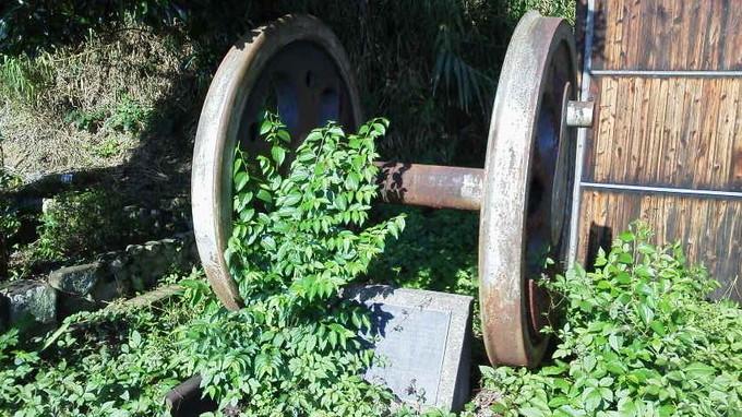 車輪-江田島