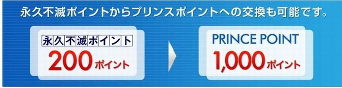 プリンスポイント使い道-西武プリンスクラブカード