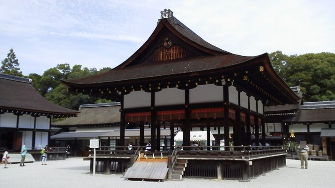 下鴨神社2-京都