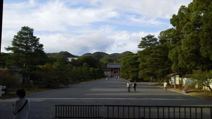 中庭-仁和寺