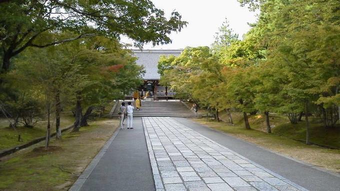 中庭2-仁和寺