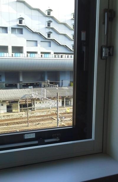 2重窓-ホテル近鉄京都駅