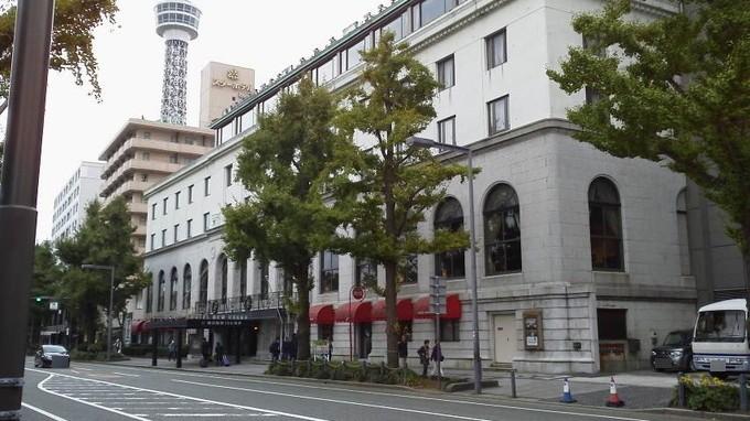 ホテルニューグランド-横浜ベイエリア