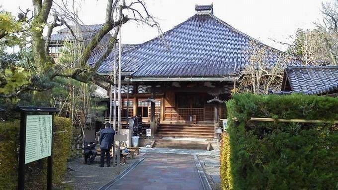 忍者寺(妙立寺)-金沢