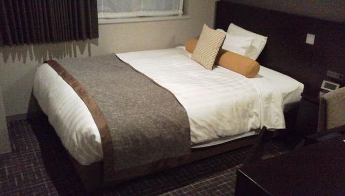 ベッド-広島ワシントンホテル