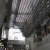タダなのに高い!京都駅の屋上展望台に行ってみた。朝はカップル少なめ