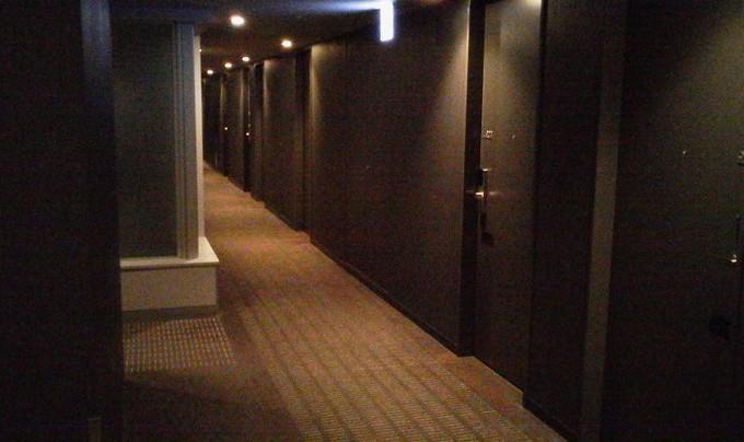 廊下-広島ワシントンホテル