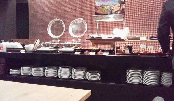 朝食バイキング-広島ワシントンホテル