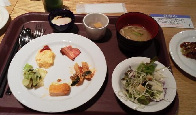 朝食-広島ワシントンホテル