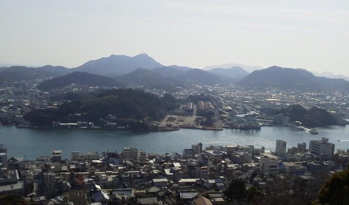 尾道千光寺公園の絶景