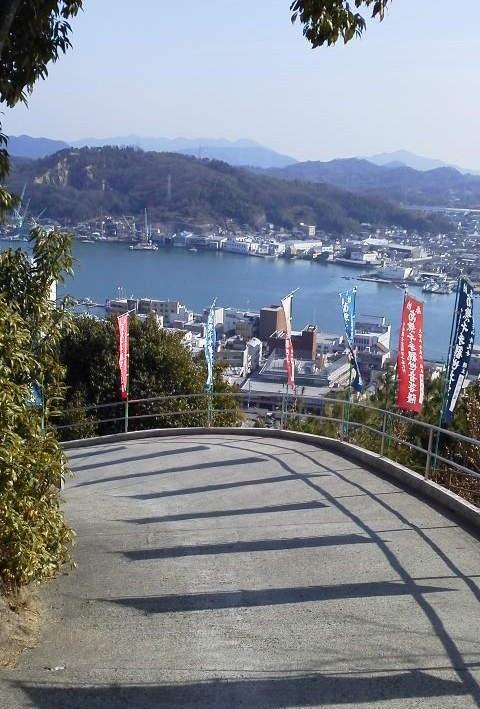 尾道千光寺公園の絶景4