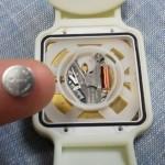 100均グッズで腕時計の電池交換を自分でしてみたら163円で済んだよ