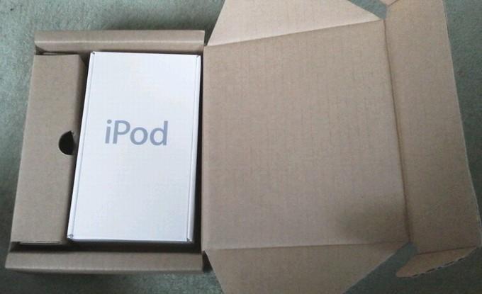 梱包-iPod touch