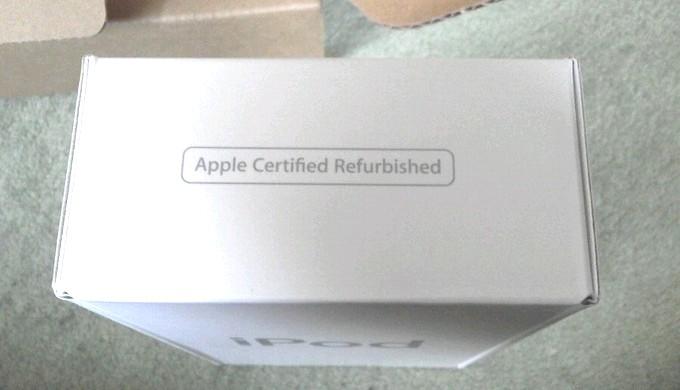 リファービッシュ品-iPod touch