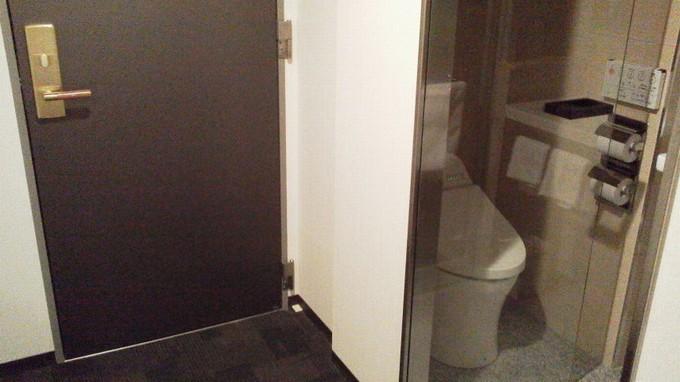 トイレ-アーバンホテル二条プレミアム