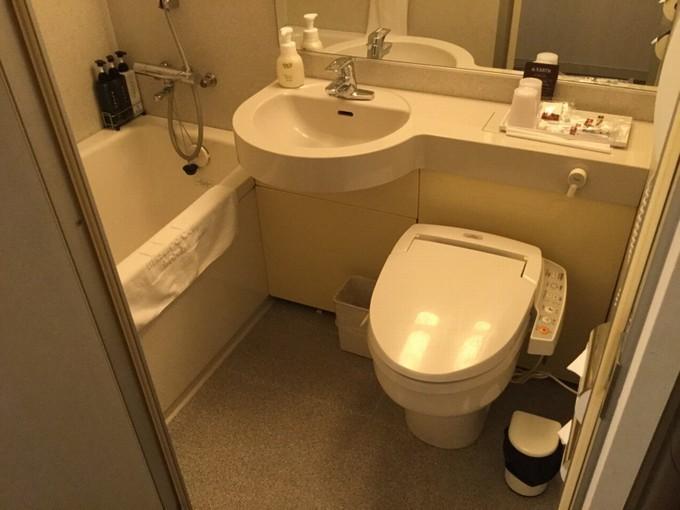 トイレ-三井ガーデンホテル京都四条