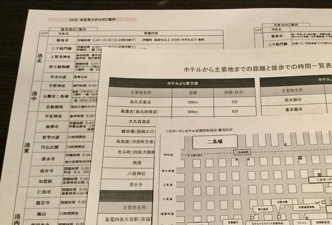 プリント-三井ガーデンホテル京都四条