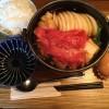 京都のお肉ランチ「佰食屋すき焼き専科」へ!整理券での予約方法、感想・レビューまとめ!