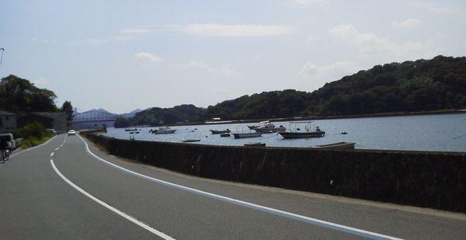 しまなみ海道向島