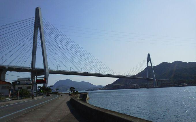 しまなみ海道橋