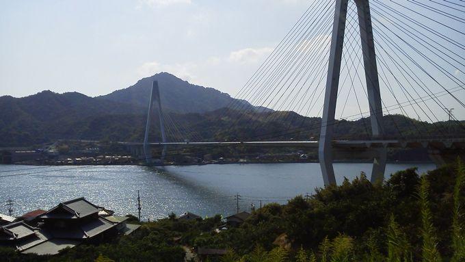 しまなみ海道生口大橋