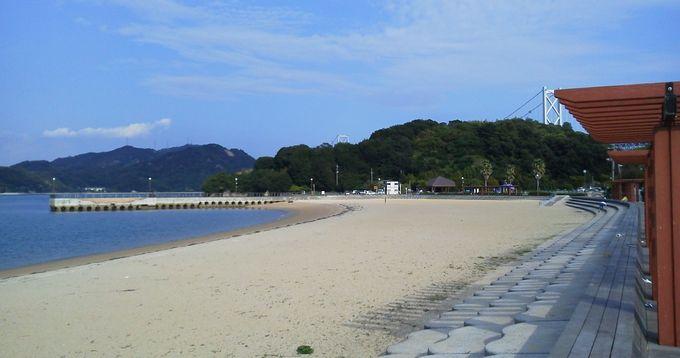 因島の公園