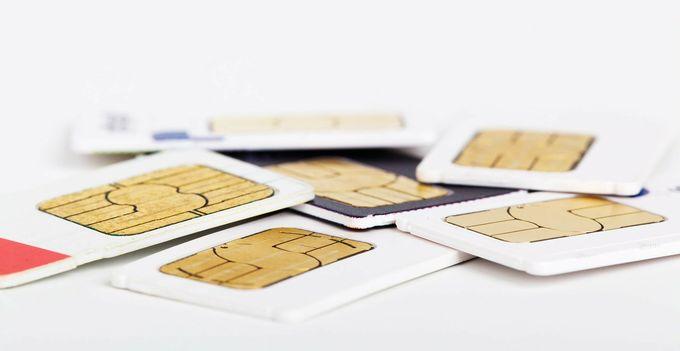 SIMカードのサイズはnanoSIM