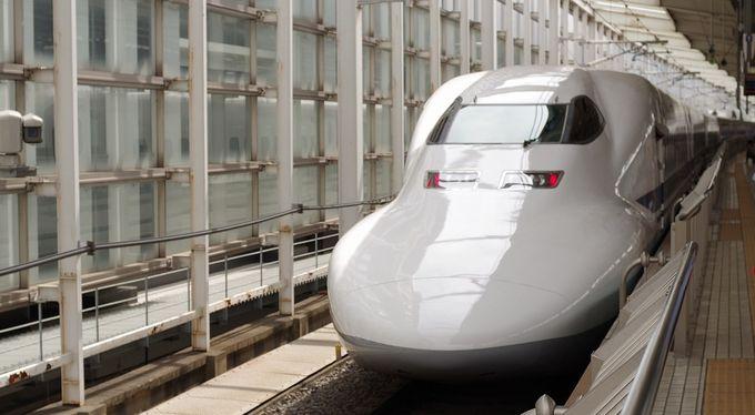ぷらっとこだま-新幹線