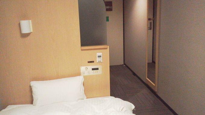 ベッド-ドーミーイン広島