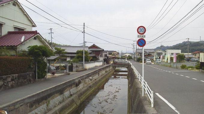 大崎上島の町並み2