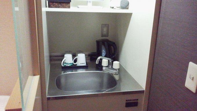 洗面台-ドーミーイン広島