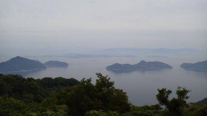 神峰山-大崎上島