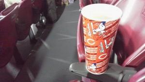 紙コップ-マツダスタジアム