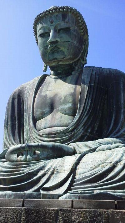 鎌倉の大仏-高徳院