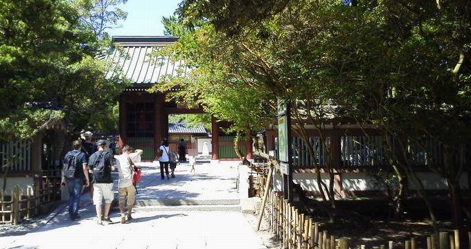 鎌倉大仏-入口
