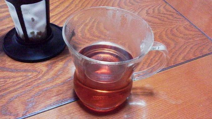 グラス-ハリオワンカップティーメーカー