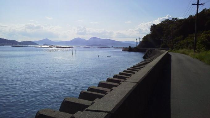 サイクリングロード2-江田島
