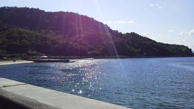 江田島の海